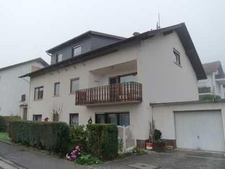 Ruhige 4-Zimmer-Wohnung mit Balkon in Wächtersbach-Innenstadt