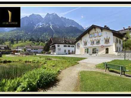 Exklusives Wohn- und Geschäftshaus im Ortskern von Obergrainau