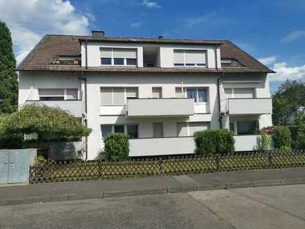 Hanau Musikerviertel - Stilvolle, geräumige und neuwertige 2-Zimmer-Wohnung mit 2 Balkons und EBK
