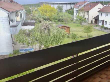 1-Zimmer-Wohnung in Ehningen ab 1. August 2021