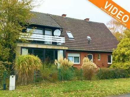 *Naturverbunden Wohnen* Zweifamilienhaus mit großem Grundstück in Recke-Obersteinbeck