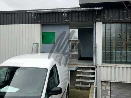 SOFORT VERFÜGBAR ✓ VIELSEITIG NUTZBAR ✓ RAMPE ✓ Lagerflächen (300 m²) zu vermieten
