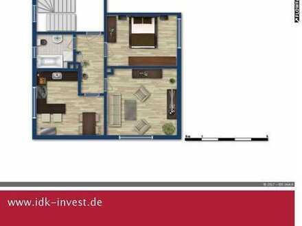 2 Zimmer Wohnung in Ludwigshafen Mundenheim mit einer Renidte von 4,8%
