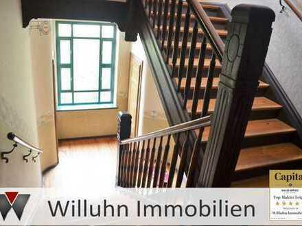 Traumhafte Eigentumswohnung im Leipziger Süden **Holzbalkon ins Grüne**
