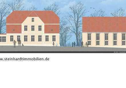 Herrschaftliche, altersgerechte und barrierefreie Wohnung mit priv. Terrasse auf parkähnlichem Areal