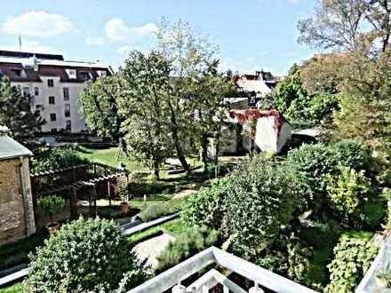"""""""Quartier Orangerie"""": Exclusive 2-Zimmer-Wohnung mit Sonnenbalkon"""