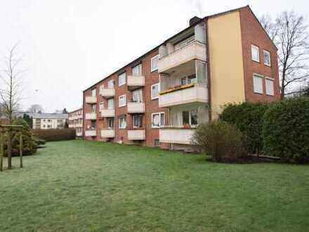 Sanierungsbedürftige Eigentumswohnung im familiären Langenhorn