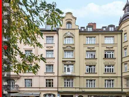 Rarität! 4-Zimmer-Wohnung mit unbezahlbarem Altbau-Charme
