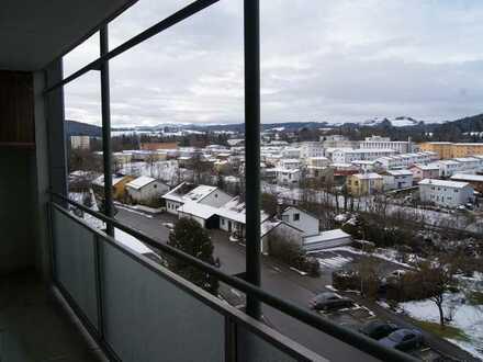 2-Zimmer-Wohnung mit Balkon in Kempten