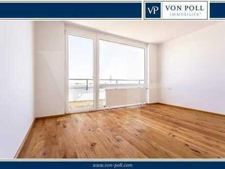 Herrlicher Ausblick über Neusäß - einzigartiges Penthouse mit exklusivem Wohnkomfort