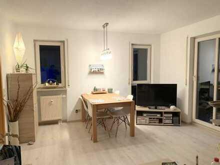 großzügige 2 Zi.Wohnung mit Balkon, TG-Stellpl. in ruhiger Lage