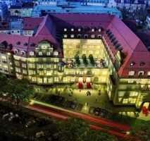 Exklusive, sonnige City-Wohnung mit Concierge und Spa