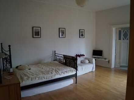 1-Zimmer-Wohnung, 53 qm, Altbau, Karlsruhe-Mühlburg