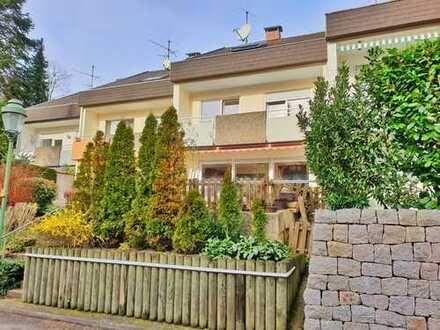 Gemütliches Nest in Baden-Baden: Familienfreundliches Reihenmittelhaus mit Garten und Keller