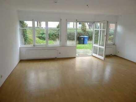 2,5 Zimmerwohnung im Erdgeschoss ohne Stellplatz-zentrumsnah in Bad Mergentheim!