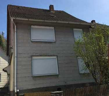 Solling-Vogler-Region: Großzügiges Haus sucht Familie * Kinder & Tiere willkommen *