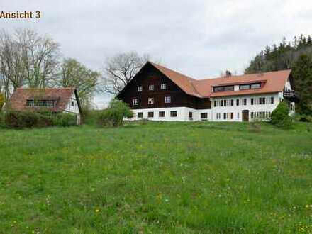 Bauernhaus in herrlicher Alleinlage im Stadtgebiet  von Kempten im Allgäu