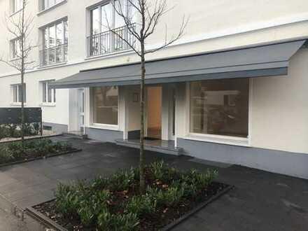 NEU Ladenlokal in werbewirksamer / frequentierter Lage von Plittersdorf. Einzelhandel/Büro/Praxis
