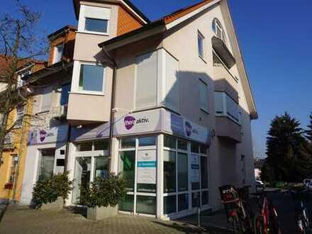 Provisionsfreie Praxis- Ladenfläche Mitten im Ortskern von Sandhausen
