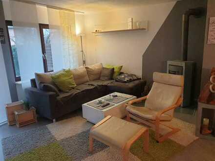 Reihenendhaus, 135 m2, 5 ZKB, EBK, Garten, Garage, Kaminofen