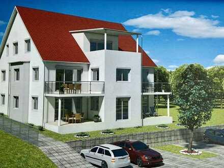 Erstbezug 2-Zimmer-Wohnung mit Balkon und hochwertiger EBK in Mössingen-Belsen