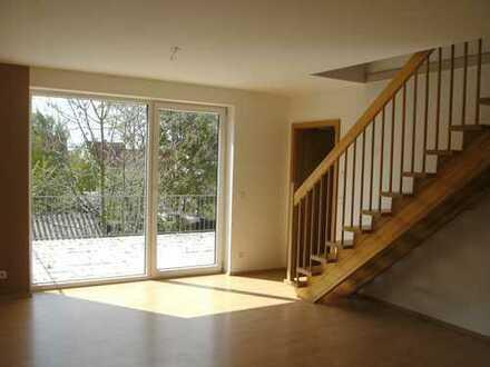 3 Zi Wohnung mit Dachterrasse in Seenähe mieten oder kaufen