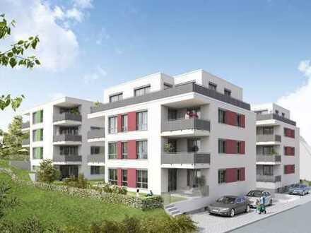 Schöne Single-2-Zimmer Wohnung mit Terrasse