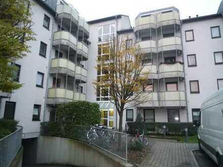 UNI Nähe - Apartment teilmöbiliert - mit Balkon - verkehrsgünstig gelegen