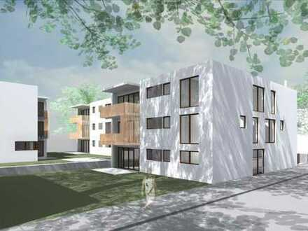Radolfzell-Zentrum: Neubau 2-Zimmer EG-Wonung mit Gartenanteil - letzte Wohnung