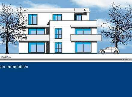 Moderne Neubauwohnung mit Terrasse und Garten!