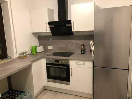 Vollständig renovierte 3-Zimmer-Wohnung mit Balkon und EBK in Aschaffenburg