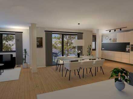 wunderschöne 3,5 Zimmer-Maisonette-Wohnung mit Loggia