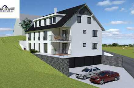 Barrierefreie EG-Wohnung mit Balkon: Neubau in zentraler und ruhiger Lage, Massivbauweise - 2