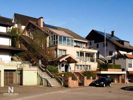 Repräsentatives Haus mit Teilungspotenzial