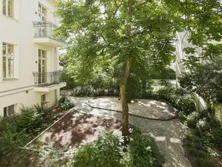 Schöne Gartenwohnung - Erstbezug im sanierten Gründerzeithaus in bester Lage