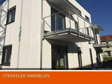 Bad Nauheim: 3 Zimmer Wohnung mit Garten / Kaltmiete 1.150,00 EUR | Neubau Erstbezug ab 15.04.2020