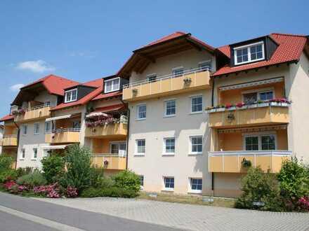 2-Zimmer Mietwohnung in bester Lage! Balkon + Stellplatz + Keller!