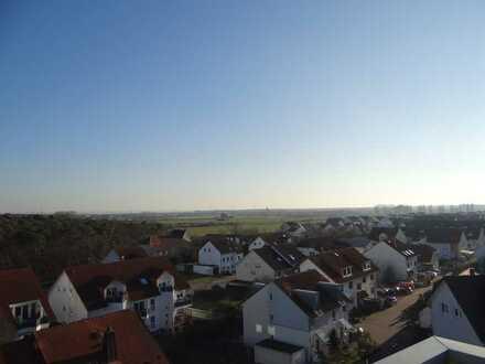 STADTWALDRESIDENZ wohnen mit Süd- Westbalkon und Weitblick in KfW 55 Effizienz mit Kühloption