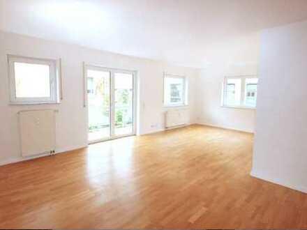 Loftartige drei Zimmer Wohnung in gefragter Lage in Nordend-Ost Lage