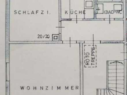 2 Zimmer Wohnung in Filderstadt-Bernhausen