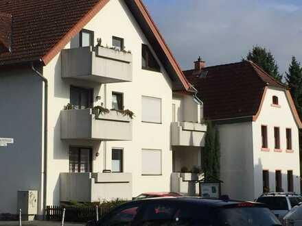 2 Zimmer Wohnung mit Südbalkon und PKW-Stellplatz
