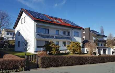 Sehr schönes 2- bis 3-Familienhaus + Wintergarten u. Doppelgarage + Einnahmen aus Photovoltaikanlage