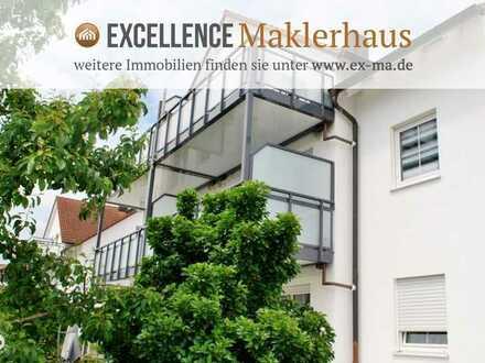 ***RESERVIERT*** TOP Kapitalanlage: wunderschönes 2,5-Zimmer-Appartement mit großem Balkon