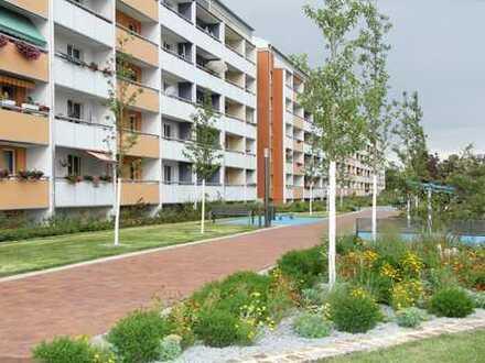 4-Raum-Wohnung mit toller Aussicht und großem Balkon