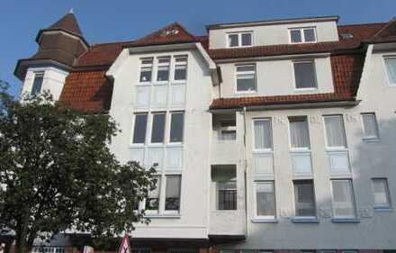 4- Zimmerwohnung Grimmershörnbucht/Lotzenviertel 150m zum Deich 2 Balkone