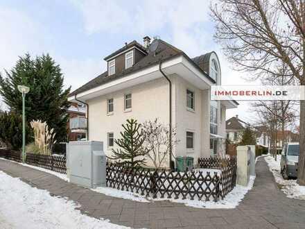 IMMOBERLIN.DE - Behagliche vermietete Wohnung mit Südwestbalkon & Pkw-Stellplatz