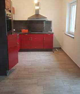 Schöne 4 Zimmer Wohnung 1. OG in Großaitingen mit Balkon zu vermieten