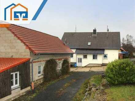 Zweifamilienhaus in Dalherda zu verkaufen - provisionsfrei für den Käufer!