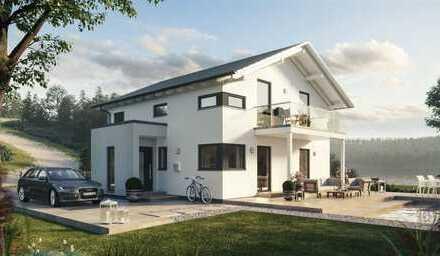 Preiswerte Mietkaufimmobilie kombinieren mit Baukindergeld.