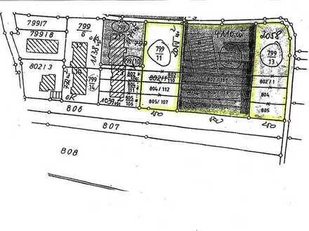 Grundstück ca. 8.200 m² - zu verkaufen / RESERVIERT
